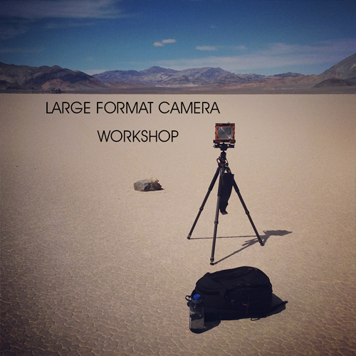 Large-format-camera